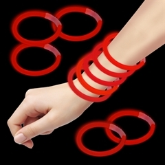 Red Glow Bracelets for Sale