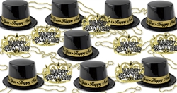 Lookin' Good In Gold Collection | Party Supplies