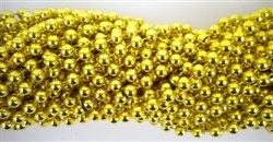 Gold Party Beads