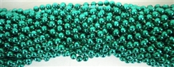 Green Party Beads