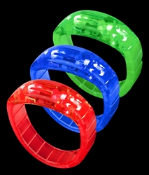 LED Bangle Bracelets | Party Supplies