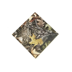 Hunting Camo Beverage Napkins | Party Supplies