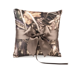 CAMOUFLAGE RING BEARER PILLOW