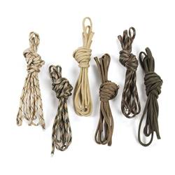 CAMO PARACORD ASSORTMENT