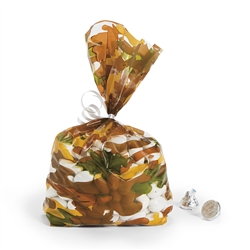 CAMO WEDDING CELLO BAGS (2DZ)