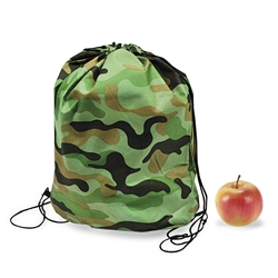 CAMOUFLAGE PNW BACKPACK