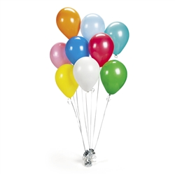 "9""  Round Balloons Assorted 