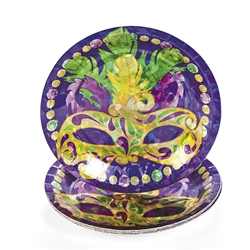 Mardi Gras Tableware for Sale