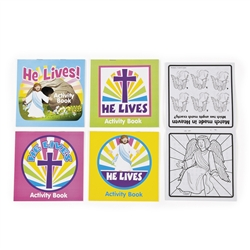 Easter Activity Books for Sale