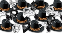 Wild Wild West Assortment for 50 | New Year's Eve Party Kit