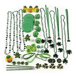 St. Patrick's Day Novelty Assortment (50pc) | Party Supplies