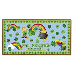 St. Patrick's Day Bulletin | Party Supplies