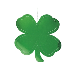 Shamrock Hanging Decorations | Party Supplies