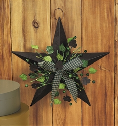 St. Pat's Barn Star | Party Supplies