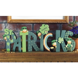 Happy St. Patrick's Screen | Party Supplies