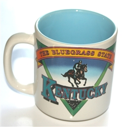 Kentucky Souvenir Mug | Kentucky Derby Party Supplies