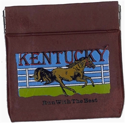 Kentucky Squeeze Purse | Kentucky Derby Party Supplies