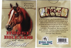 Horse Playing Cards | Kentucky Derby Party Supplies