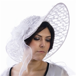 Kentucky Derby White Classic Hat | Kentucky Derby Apparel