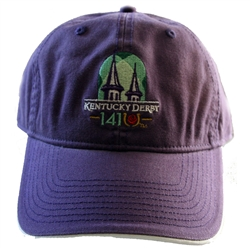 141st Kentucky Derby Purple Ball Cap | Kentucky Derby Apparel