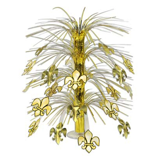 ... Kentucky Derby Table Decorations | Mardi Gras Decorations Fleur De Lis  Centerpiece