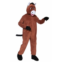 Horse Mascot Costume | Kentucky Derby Party Supplies