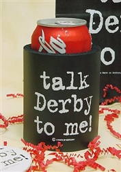 """Talk Derby To Me"" Can Huggie 