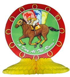 Day at the Races Centerpiece | Kentucky Derby Party Supplies