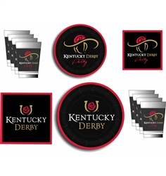 Kentucky Derby Icon Party Pack | Kentucky Derby Tableware