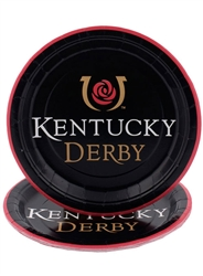 "Kentucky Derby Icon 9"" Plates 