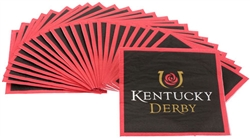 Kentucky Derby Icon Lunch Napkins | Kentucky Derby Tableware