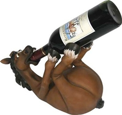 Horse Wine Holder | Kentucky Derby Party Decorations