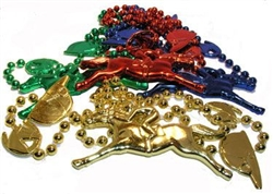 Derby Beads Horse & Jockey | Kentucky Derby Party Apparel
