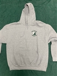 Gray Huckins Hoodie   Youth $25.00    Adult $30.00 - Adult Large