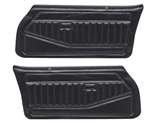 1978-81 Camaro Standard Door Panels - Pair