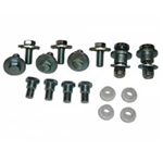 1967-72 Convertible Pivot Bolt Kit