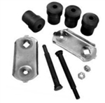 1967-69 Camaro Firebird Rear Shackle Kit