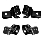 1969 Camaro Rear Bumper Bracket Set
