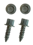 1964-69 Chevelle Washer Jar Bracket Screws