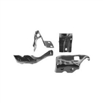1971-72 Chevelle Rear Bumper Brackets