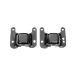 1968-72 Chevelle V-8 Engine Mounts, Pair