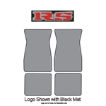 1970-74 RS Carpet Floor Mats 4-pc