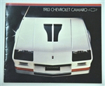 1983 Camaro Dealer Brochure