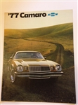 1977 Camaro Dealer Brochure - Original GM