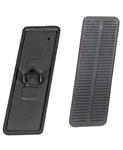Accelerator Pedal Pad w/ Steel Backing