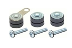 1967-69 Camaro Firebird Wiper Motor Bushings