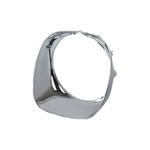 1974-76 Firebird Chrome Headlight Bezel - LH