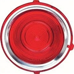 1970-73 Camaro Tail Light Lens RH