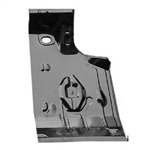 1968-72 Chevelle Trunk Floor Panel Component - RH