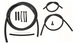 1967-69 F-Body Windshield Wiper Washer Hose Kit